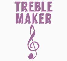 Treble Maker Kids Tee