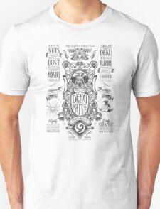Legend of Zelda Deku Nuts Vintage Advertisement T-Shirt