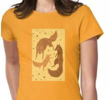 Wolf Pack Womens Fitted T-Shirt