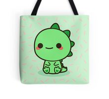 Kawaii Dinosaur Tote Bag