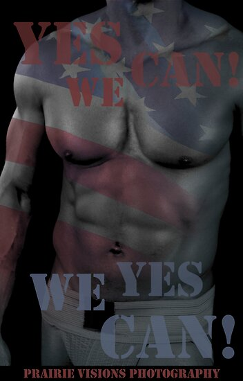 17619 Yes We Can! by PrairieVisions