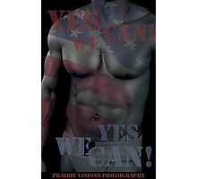 17619-2 Yes We Can! Photographic Print