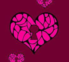 Lock Heart by TwistedRayne
