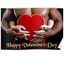 17731 Happy Valentine's Day Poster