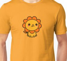 Kawaii lion Unisex T-Shirt