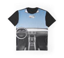 Car Auto Dashboard Graphic T-Shirt
