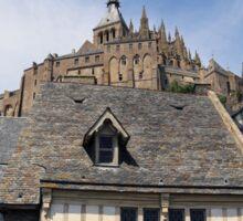 Mont Saint-Michel, France Sticker