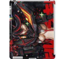 Kill La Kill Ryuko Senketsu Painting iPad Case/Skin