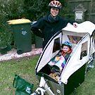 2-wheel christiania takes the kids anywhere by Dan Tropp