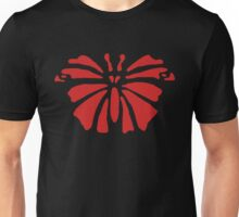 Kyuss Red Butterfly Unisex T-Shirt