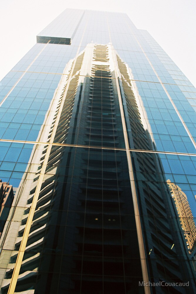 Tall Aspirations by MichaelCouacaud