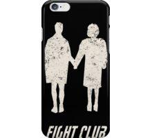 Fight Club // Tyler & Marla iPhone Case/Skin