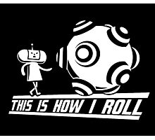 Katamari Damaci: This is how I Roll Photographic Print