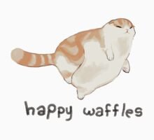 Happy Waffles by derlaine