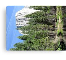 El Capitan- Yosemite Canvas Print