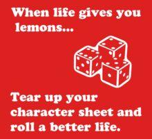 Lemons Kids Clothes