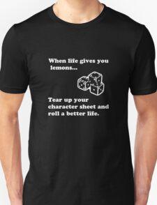 Lemons Unisex T-Shirt