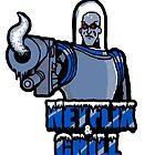 Netflix and Freeze by Jonah Block