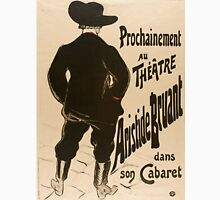 Vintage ad - French theater Unisex T-Shirt