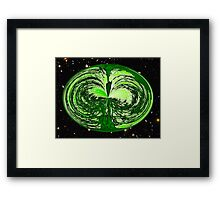 The Wise Old Tree of Life No8 Framed Print
