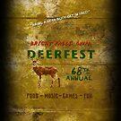 68'th Annual Deerfest! by Alexander Bricoli