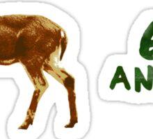68'th Annual Deerfest! Sticker