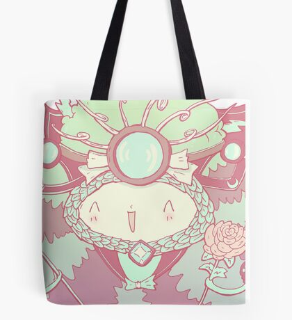 Pretty Soldier Tote Bag
