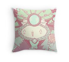Pretty Soldier Throw Pillow