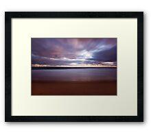 Woolamai, Phillip Island Framed Print
