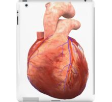 Awesome Real Heart iPad Case/Skin