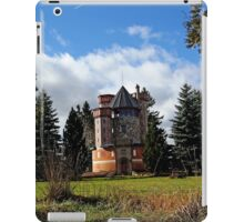 Countryside Castle iPad Case/Skin