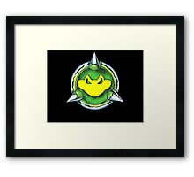 Battletoads - 8bit  Framed Print