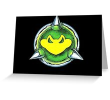 Battletoads - 8bit  Greeting Card