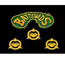 3 BattleToads - 8bit Photographic Print