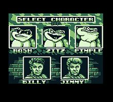 Battletoads - Select Character by MagicRoundabout