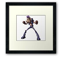 bebop rocksteady Framed Print