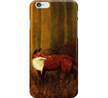 Out of the Woods iPhone Case/Skin