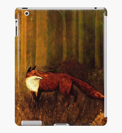 Out of the Woods iPad Case/Skin