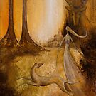 ARTEMIS AND ACTAEON by Thomas Andersen
