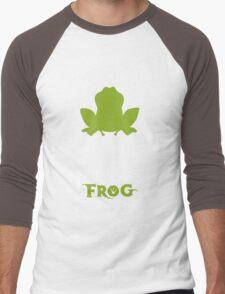 The Princess and the frog Men's Baseball ¾ T-Shirt