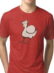 Wonderful Chicken Tri-blend T-Shirt