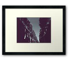 November 1 Framed Print