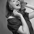 The Laugh of a Pinup. by Glynn Jackson