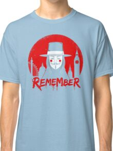 Remember the Fifth Classic T-Shirt