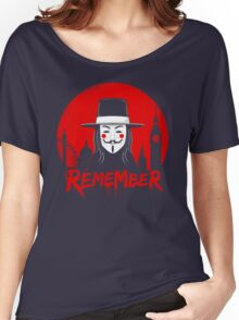 Remember the Fifth Women's Relaxed Fit T-Shirt