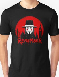 Remember the Fifth Unisex T-Shirt