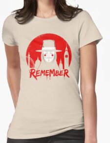 Remember the Fifth Womens Fitted T-Shirt