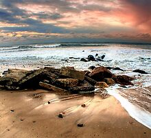 Ditch Plains Montauk by laurie13