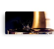 Moment of Impact Canvas Print