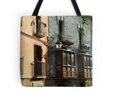 Afternoon on the Walls Tote Bag
